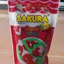 Gói thức ăn Sakura 100g