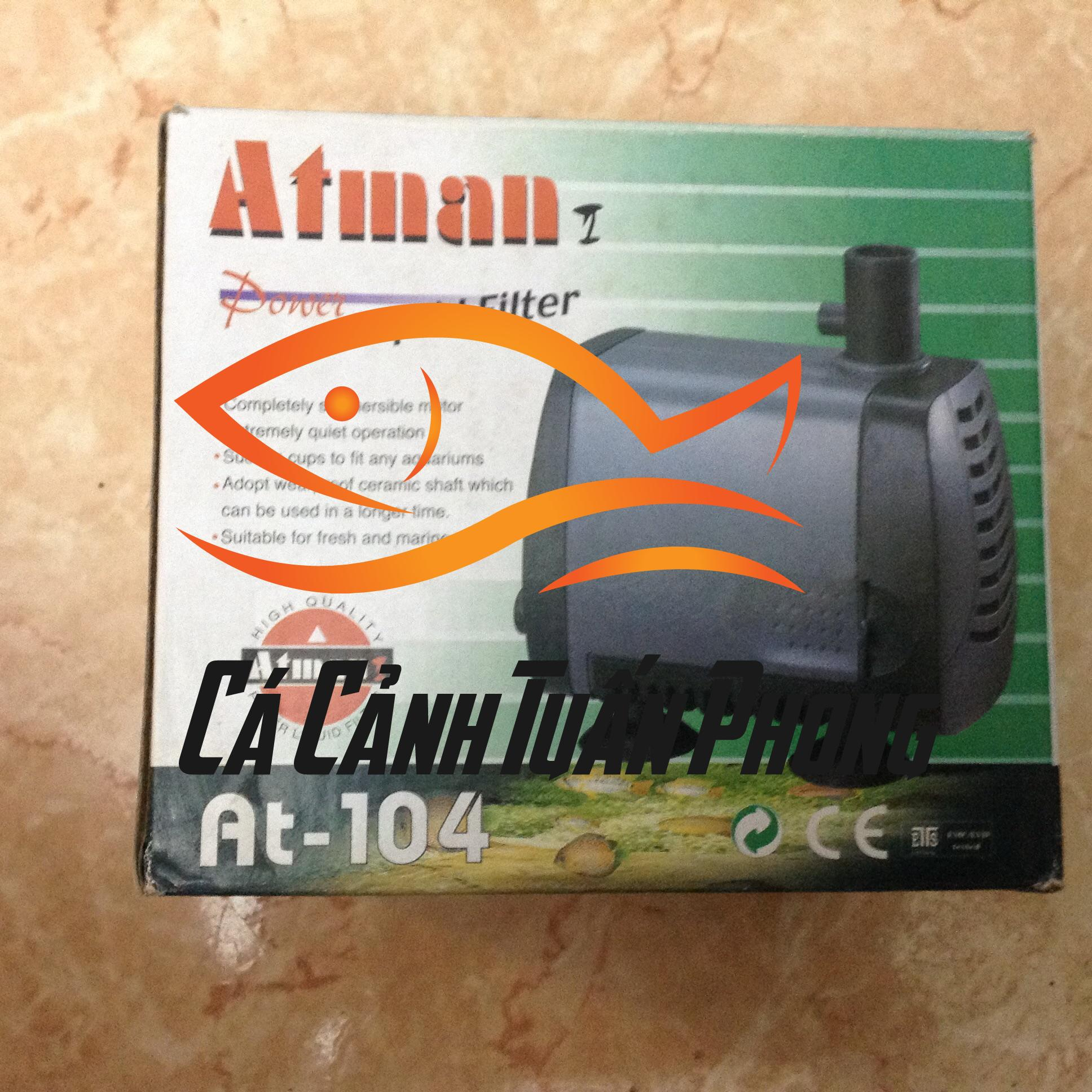 Máy bơm Atman AT 104